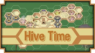 Hive Time - (Bee Colony Building & Managing Game)