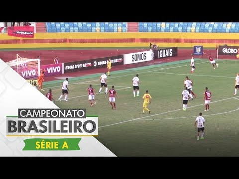 Melhores Momentos - Atlético-GO 1 x 2 Vitória - Campeonato Brasileiro (08/07/2017)