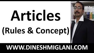 articles english grammar best concept and rules by team dinesh miglani tutorials