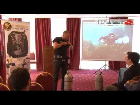 ADEXCON 2013 Advanced sidemount cave exploration diving in Mexico - Rasmus Dysted