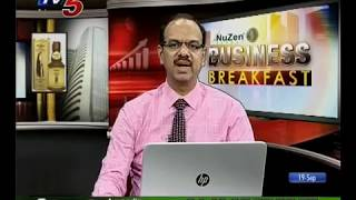 19th Sep 2018 TV5 News Business Breakfast
