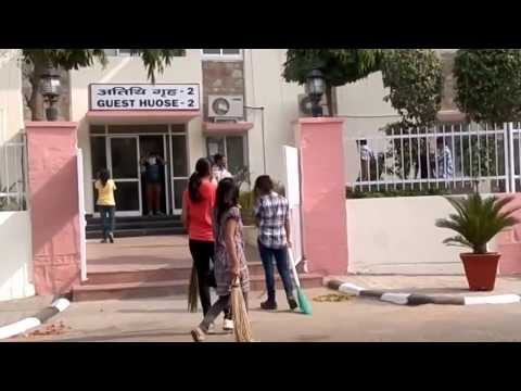 Cleanliness Drive & Installation of Dustbins | MNIT Jaipur