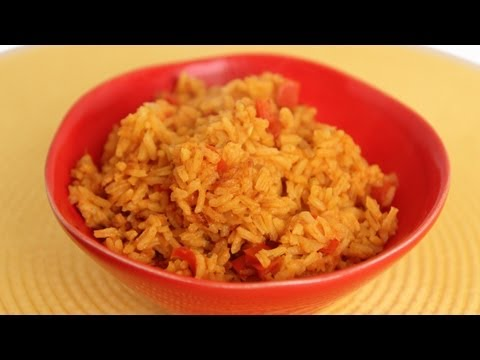 Mexican Yellow Rice Recipe – Laura in the Kitchen Episode 570