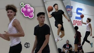 LaMelo Ball & Will Pluma TEAMUP AGAIN! 🍇 In GAME JELLY'S 🍇!! thumbnail