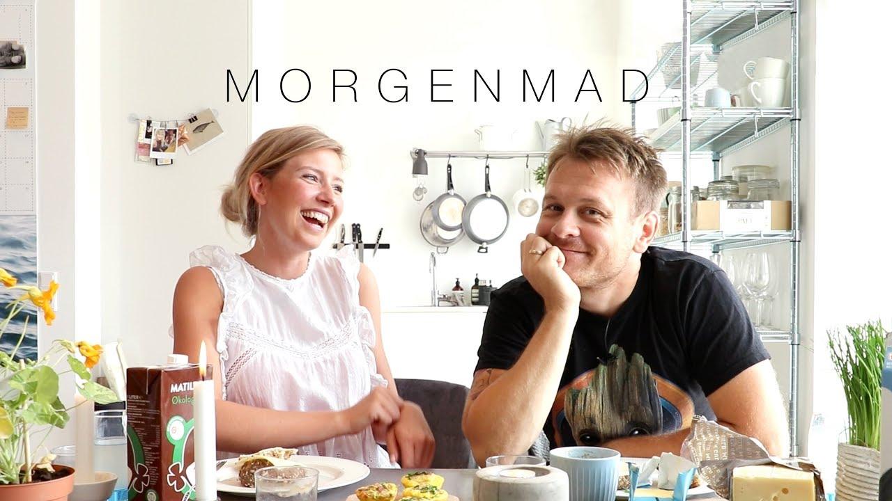 Carla Mickelborg & Christian Fuhlendorffs morgenmad