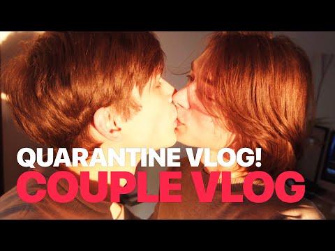 Quarantine VLOG — Couple VLOG