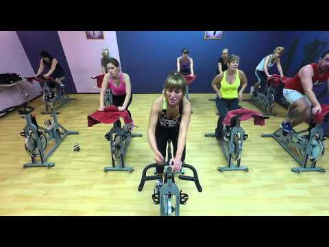 Тренировка на велотренажере для начинающих