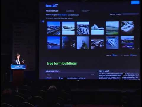"""CTBUH 2011 Seoul Conference - Karel Jan Vollers, """"The Graphic Interface-"""""""