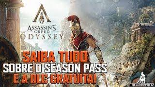 Season Pass Assassins Creed Odyssey   Book Marketing