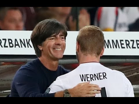 World Cup qualifiers: Joachim Loew delighted with Timo Werner welcome in Stuttgart