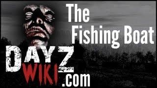 DayZ Wiki - Vehicle: Fishing Boat