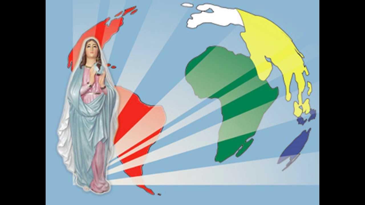 Dibujos De Las Misiones: Rosario Misionero