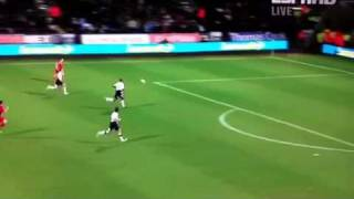 Andy Carroll Miss v Bolton