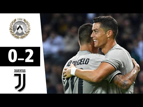 UDINESE  VS JUVENTUS 0-2 HIGHLIGHTS  6/10/18