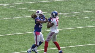 Odell Beckham Jr Starts Instagram War with Buffalo Bills Cornerback Stephon Gilmore