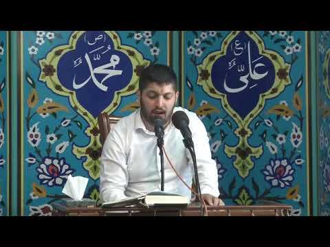 Hacı Rahib Ramazan ayının 3-cu günü Quran Tilaveti-