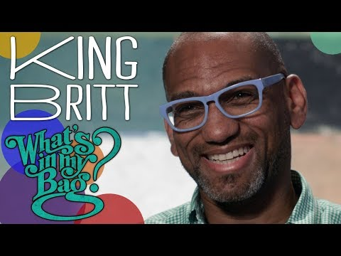 King Britt - What's in My Bag?