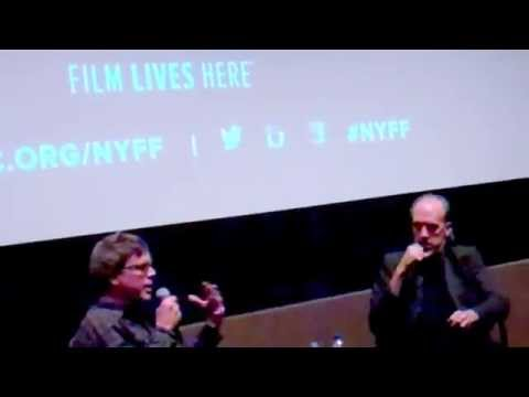 NYFF53 live talk Todd Haynes dir of CAROL and Kent Jones discuss his career and the maing of Carol