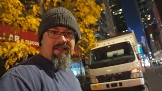 Stealth Camping 2 Blocks from Times Square ~ OVERLANDING NEW YORK CITY