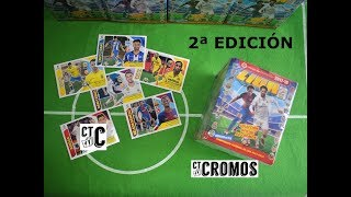 Video ¡¡SEGUNDA EDICIÓN!! LIGA ESTE 2017/2018 #4# UNBOXING 50 SOBRES DE CROMOS -LIGA SANTANDER- PANINI download MP3, 3GP, MP4, WEBM, AVI, FLV September 2017