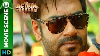 Ajay Devgn's power pack performance | Action Jackson