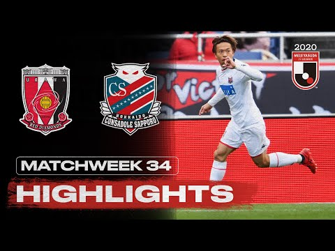 Urawa Sapporo Goals And Highlights
