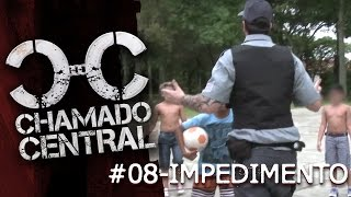 MENORES AFRONTAM IMPEDIMENTO POLICIAL - Chamado Central 8