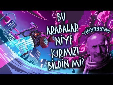 EZOGELİNLER SAHADA! Rocket League Eğlenceli Anlar Türkçe! /w AvukatAdam thumbnail