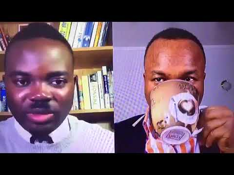 Innocent Magaji interview Dr Sunday Adelaja on Atheism & the danger of 5G/AI Intelligence