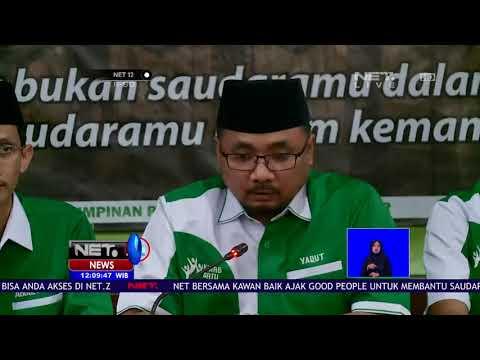 Live Report: GP Ansor Klarifikasi Pembakaran Bendera Tauhid   NET12