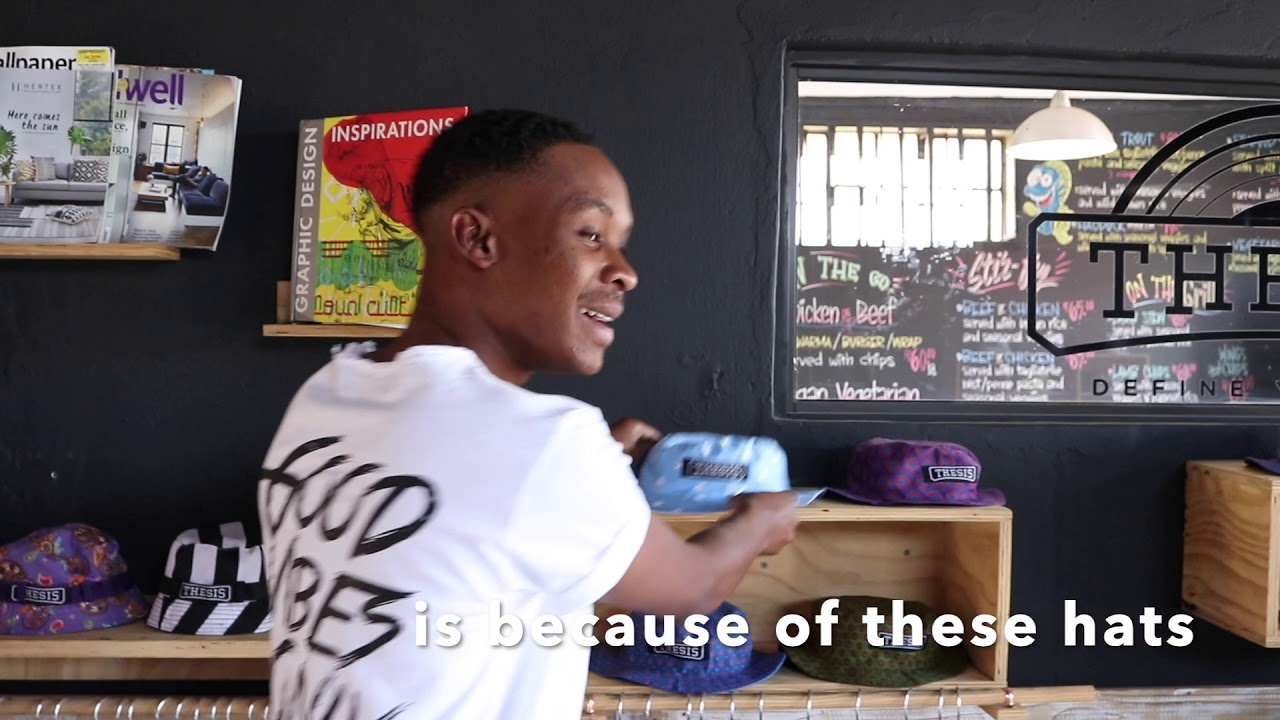 Soweto Futures - Thesis Lifestyle - YouTube