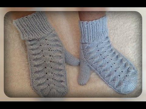 вязание носков евгения петранцова