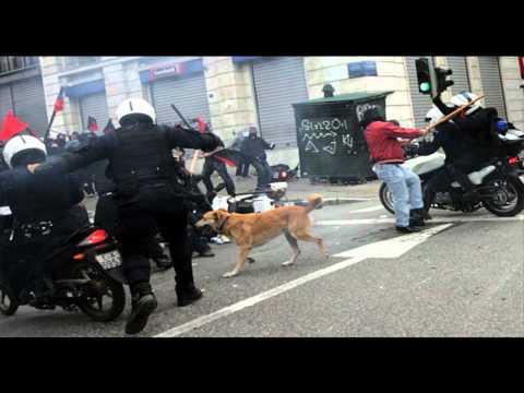 Loukanikos / Λουκάνικος (The Dog Anarchist)