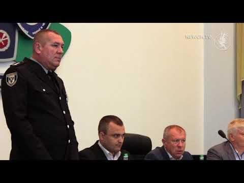 Новий керівник міської поліції    Телеканал Новий Чернігів