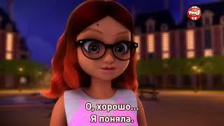 "Miraculous Ladybug| Ледибаг и Кот Нуар 2 сезон,10 эпизод ""Сапотис""(Рус.суб)"