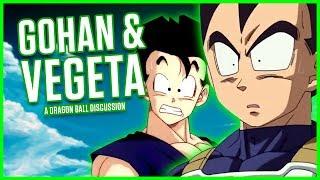 VEGETA & GOHAN | Dragon Ball Z Discussion | MasakoX
