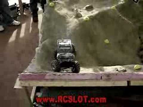 HobbyTown RC Crawler Competition 1-12-08 - RCSLOT