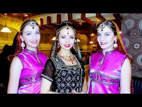 Wedding Da Season, Indian Dance Group Mayuri, Russia, Petrozavodsk