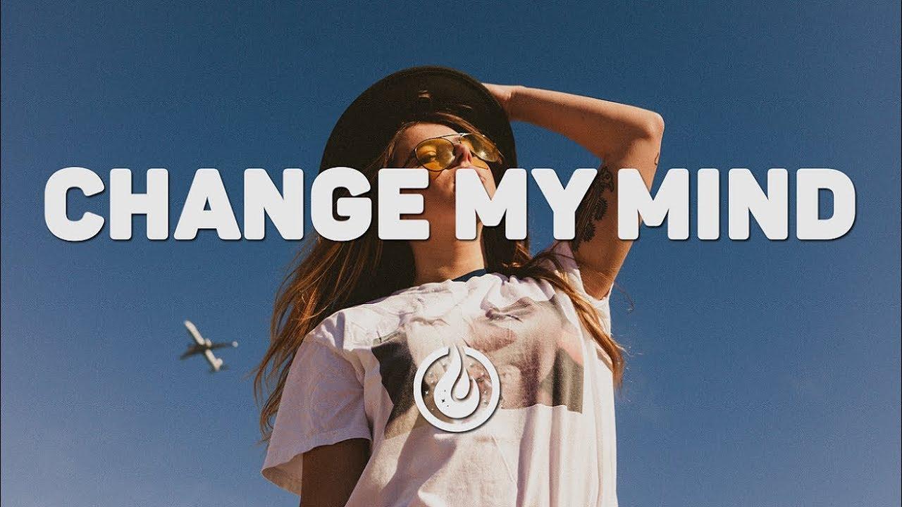 NUDØ - Change My Mind (ft. Veronica Bravo) [Lyrics Video] ♪
