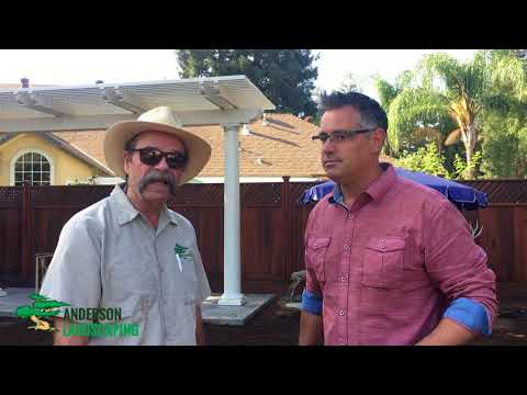 Anderson Landscaping In Fresno Talks Sprinklers With Bill Anderson 559.500.3308