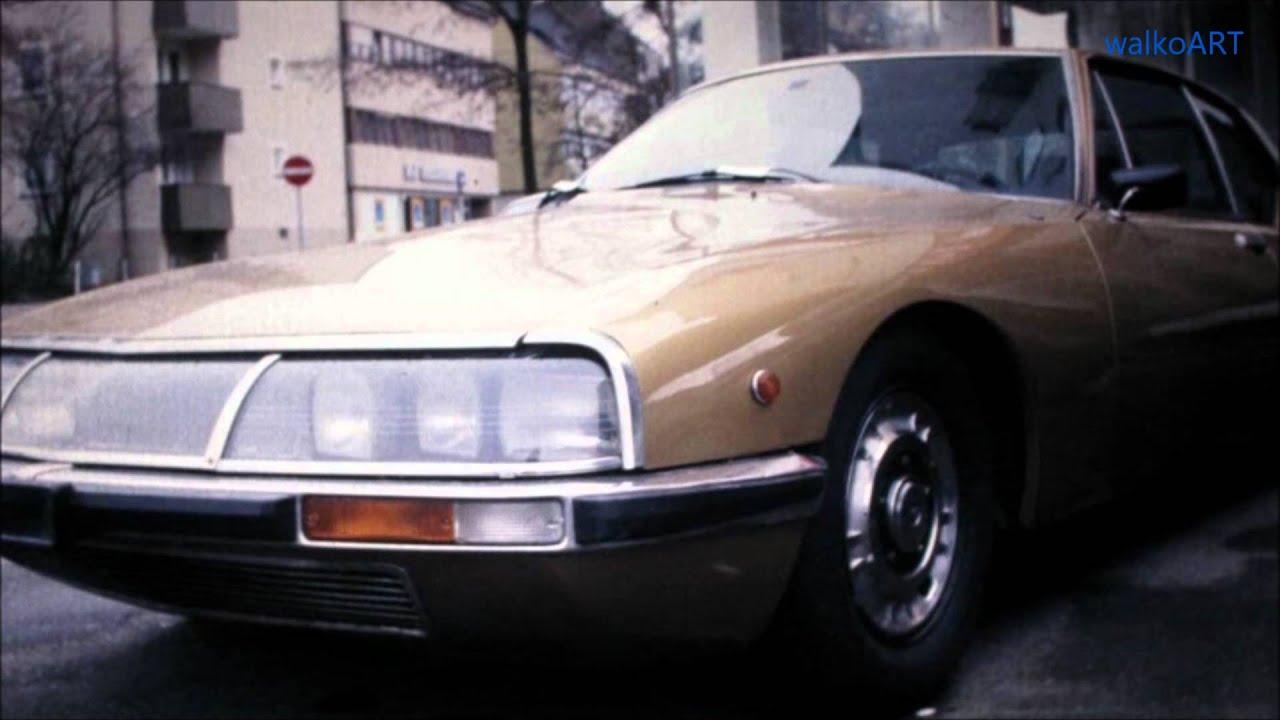 """Citroen"" - ""Peugeot""  -some french classic cars - Oldtimer auf der Straße - 60 Jahre Citroen DS"