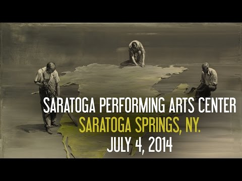 2014.07.04 - Saratoga Performing Arts Center