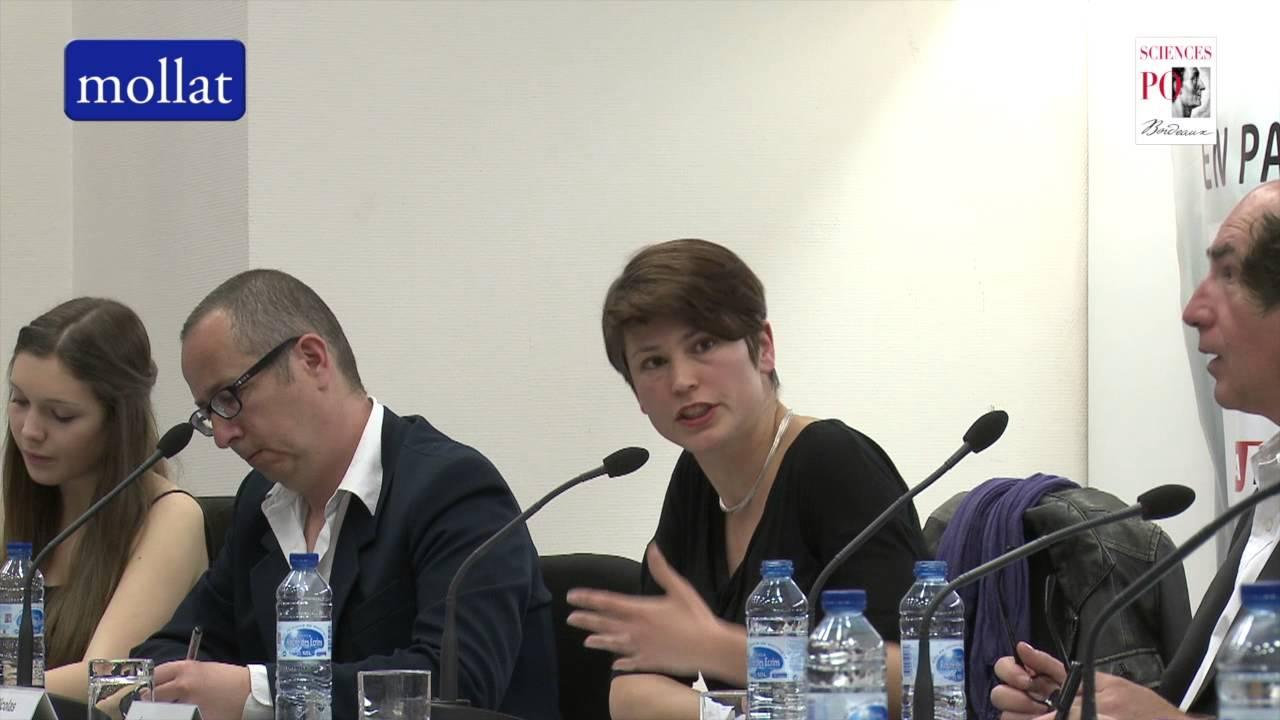 Youtube Video: Sciences Po Bordeaux , table ronde : pourquoi commémorer 14-18 ?