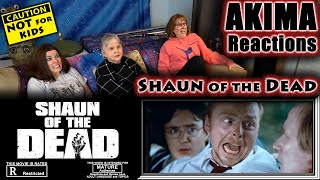 Shaun of the Dead | AKIMA Reactions