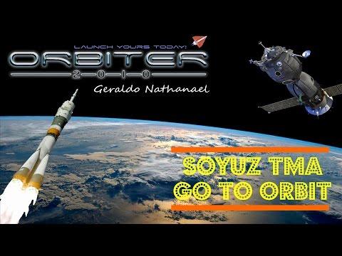 ORBITER 2016 MOVIE - Soyuz TMA Go To Orbit