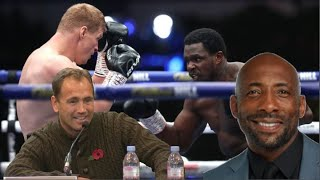 Johnny Nelson says Dillian Whyte probably would not have lost if Mark Tibbs was still in his corner!