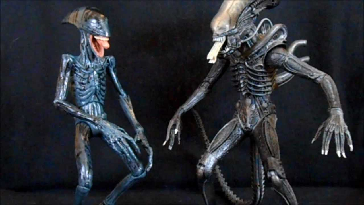 """Deacon"" NECA Prometheus [wave 2] - YouTubeXenomorph Queen Prometheus"