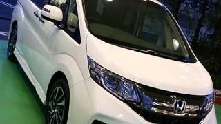 2015 Honda Stepwgn Spada Car Reviews | Test drive