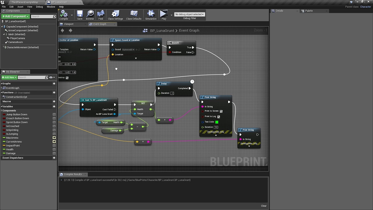 Ue4 linetrace firing replication accuracy fix how to youtube ue4 linetrace firing replication accuracy fix how to malvernweather Gallery