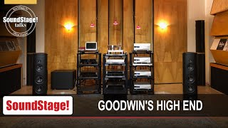 Activities at Hi-Fi Super-Retailer Goodwin's High End - SoundStage! Talks (June 2020)